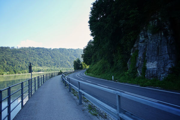 day 2, starting from Passau