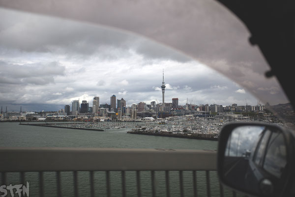 Auckland, Harbour Bridge