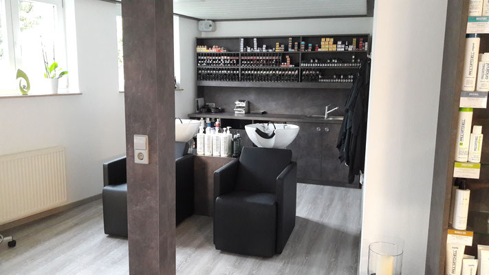 Unser Salon - Marion\'s Hair-Design