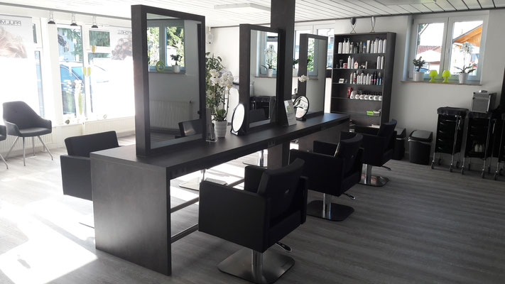 Unser Salon - Marion\'s Hair-Design