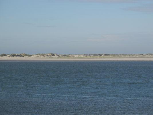 Gegenüber: Norderney