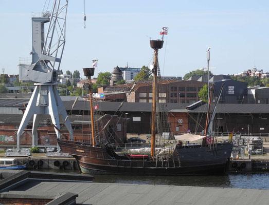 "Kraweel ""Lisa von Lübeck"""