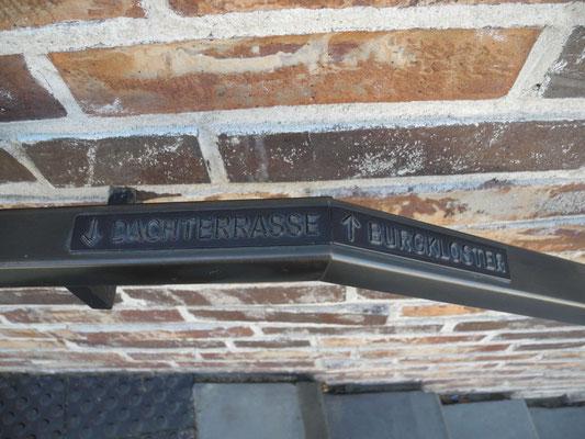 Geländer Hansemuseum