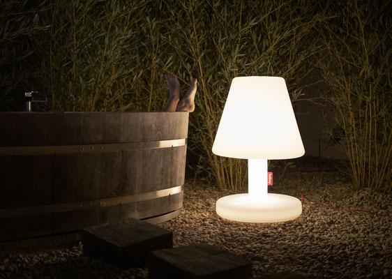 Lampe Fatboy Edison the grand Mohren Haus Garten