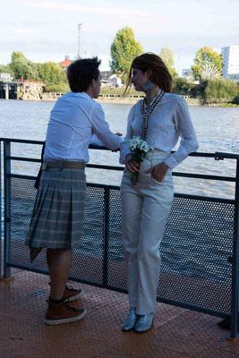 Mariage atypique, mariage rock, mariage stylé, c'est votre mariage, ce sont vos règles du jeu.