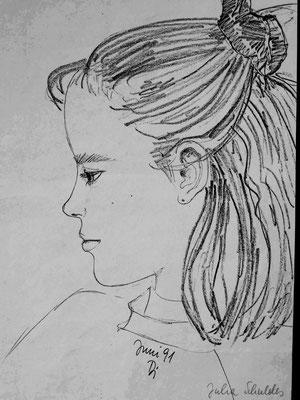 Julia Kinderporträt