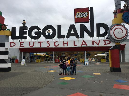 Umgebung - Legoland