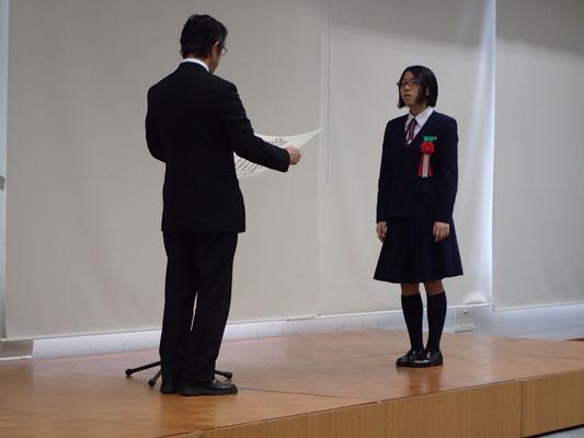 最優秀賞・滋賀県知事賞の贈呈