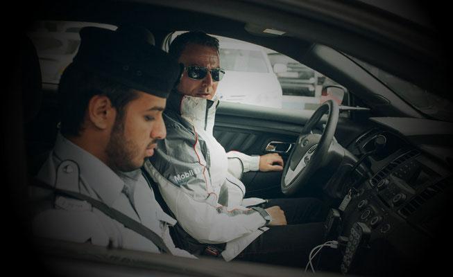 Uwe Mansshardt / I-Patrol Shooting Abu Dhabi