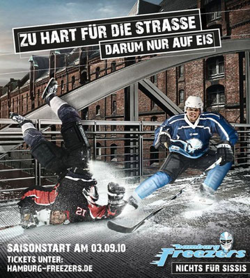 Uwe Mansshardt/ Hamburg Freezers