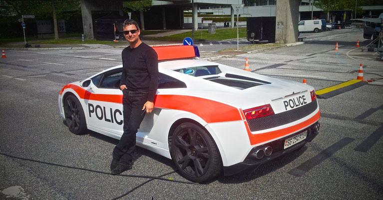 Uwe Mansshardt / Lamborghini