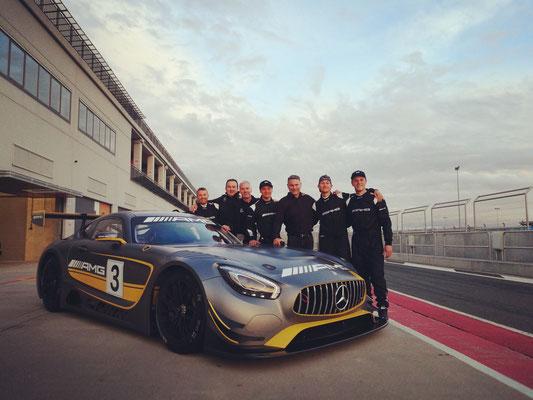 Mercedes AMG / Uwe Mansshardt