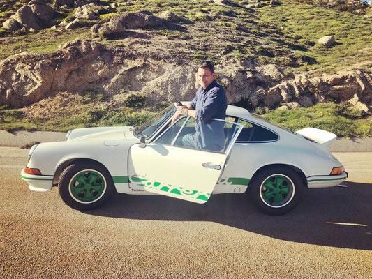 Porsche 2.7 RS / Uwe Mansshardt
