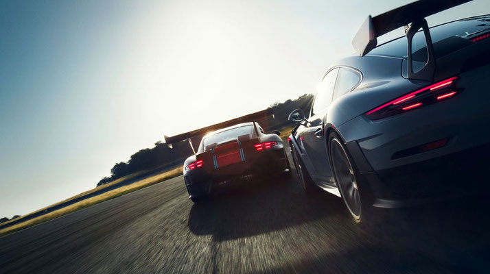 Porsche GT2 RS / Uwe Mansshardt