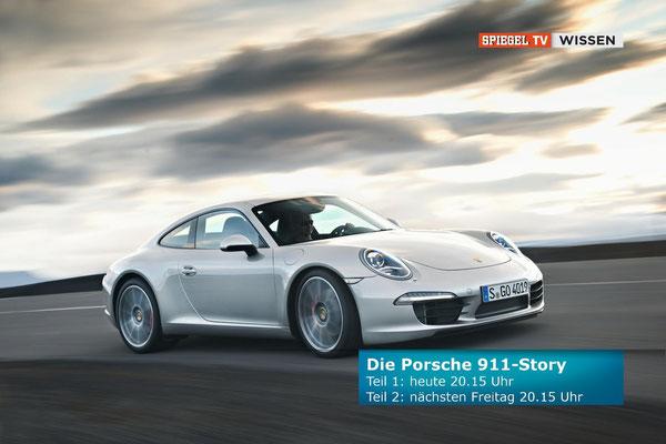 Uwe Mansshardt / Porsche 991