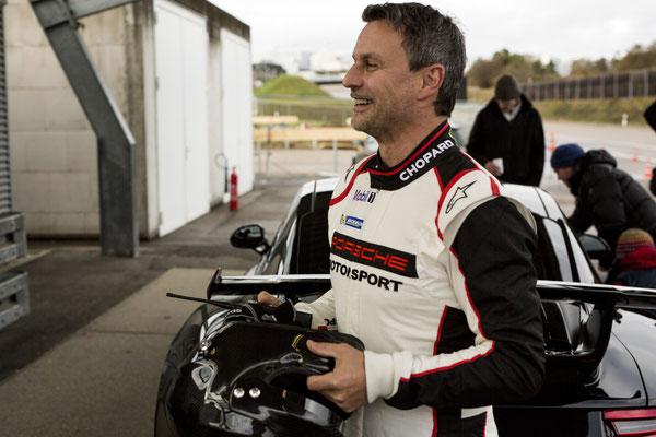 Porsche test track / Uwe Mansshardt