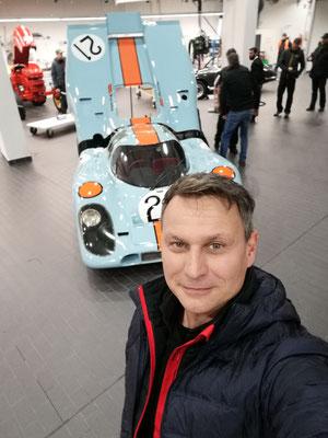 Porsche 917K / Uwe Mansshardt