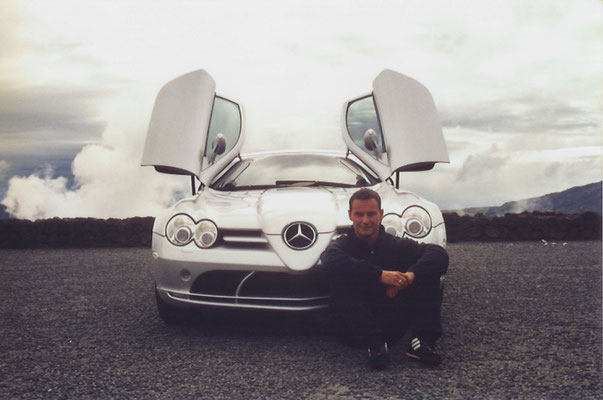Uwe Mansshardt / McLaren SLR