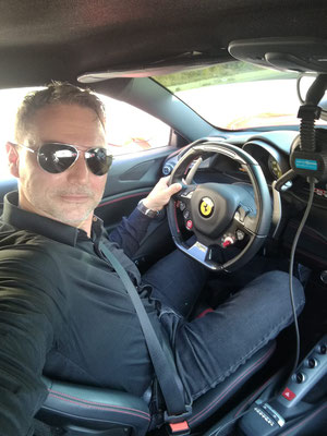 Ferrari 488 GTB / Uwe Mansshardt