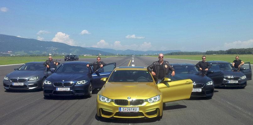 Uwe Mansshardt / BMW - Red Bull