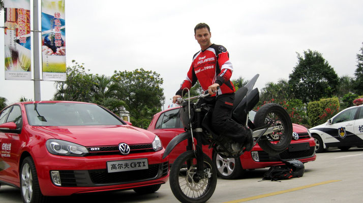 Uwe Mansshardt / VW GTI China
