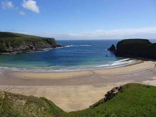 schönster Strand den wir gesehen haben