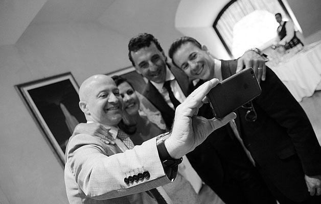 MCWED Foto e Video Fotografo Matrimonio Pigna selfie