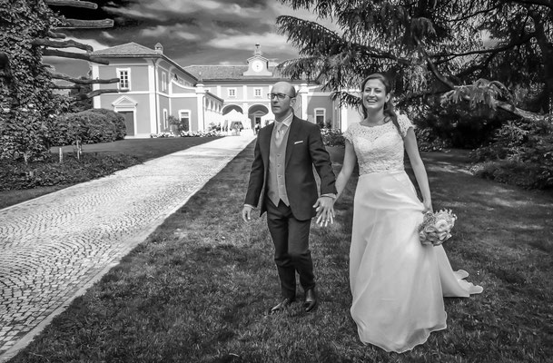 MCWED Foto e Video fotografo matrimonio Pavia: sposi