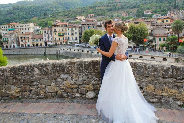 MCWED Foto e Video Fotografo Matrimonio Dolceacqua castello Doria