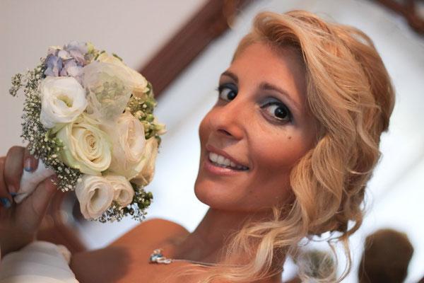 MCWED Foto e Video Fotografo Matrimonio Vallecrosia sposa