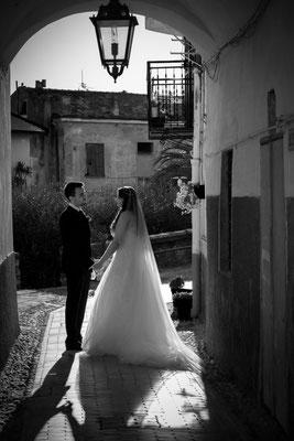 MCWED Foto e Video Fotografo Matrimonio Bordighera  vicoli