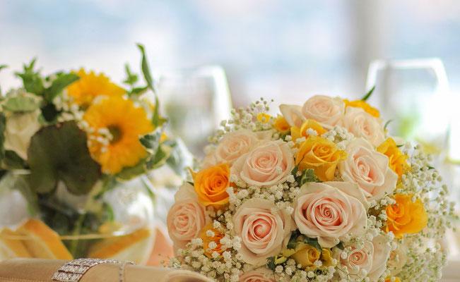 MCWED Foto e Video Fotografo Matrimonio bouquet