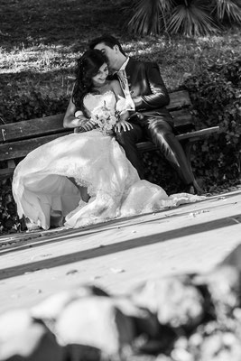 Fotografo Matrimonio Sanremo villa ormond