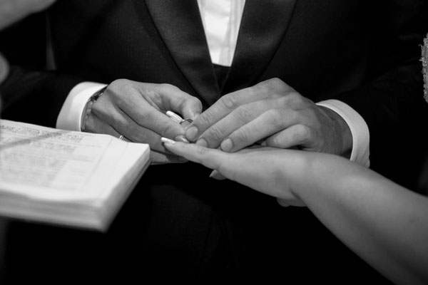 Bordighera servizio fotografico di matrimonio cerimonia fedi nunziali