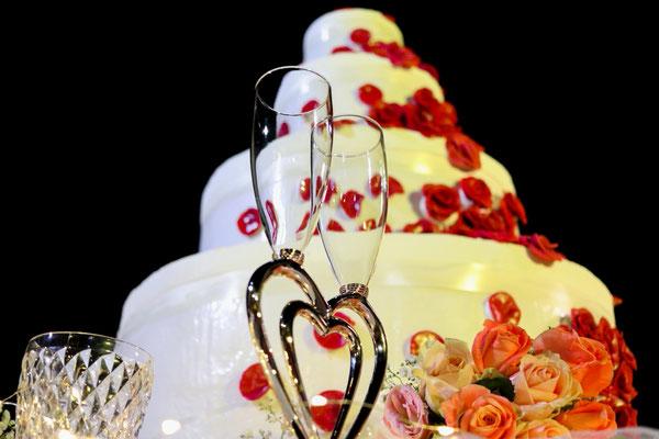 Bordighera fotografo torta nunziale