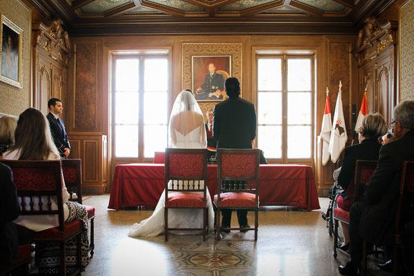 Fotografo Matrimonio Montecarlo cerimonia