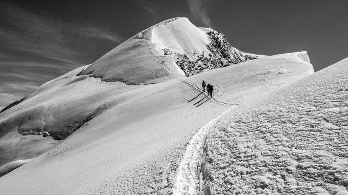 Bergsteigerparadies Zermatt