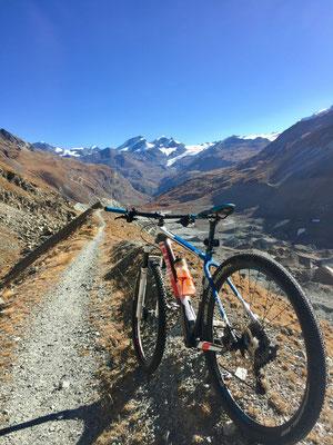 Mountainbiking tours