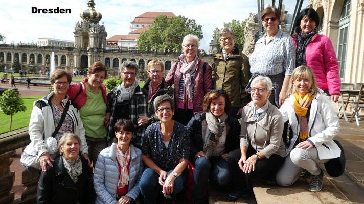 Vereinsreise Dresden