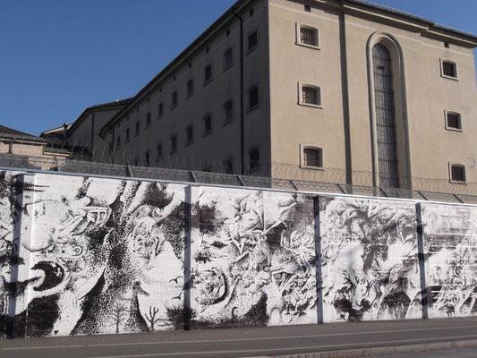 Justizanstalt Graz-Karlau. © Reinhard A. Sudy