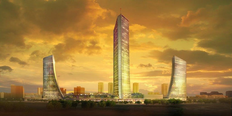 The Metropol Tower. © Metropol Tower