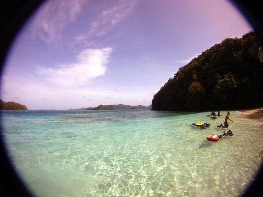Palau, State of Micronesia 2012