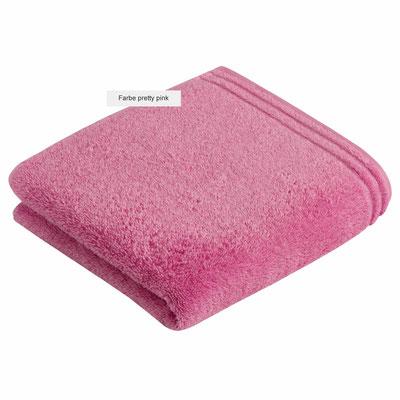 Handtuch Calypso Feeling von Vossen - pretty pink