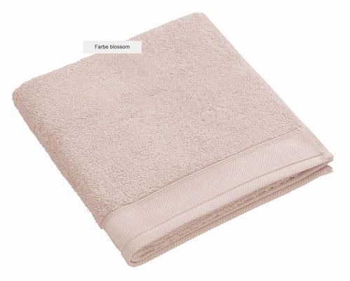 Handtuch DOUCEUR von WESETA - blossom