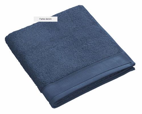 Handtuch DOUCEUR von WESETA - denim