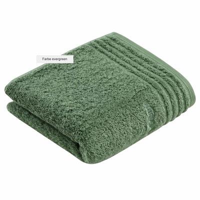 Handtuch Vienna Style Supersoft von Vosse - evergreen