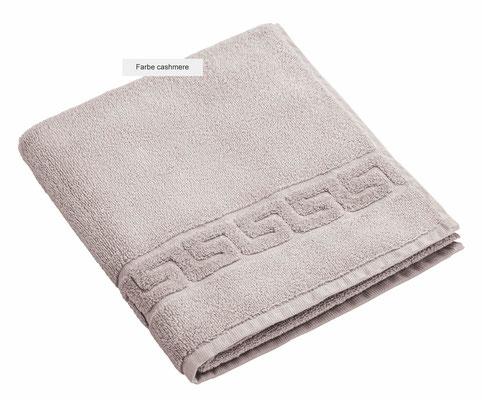 Handtuch DREAMFLOOR von WESETA - cashmere