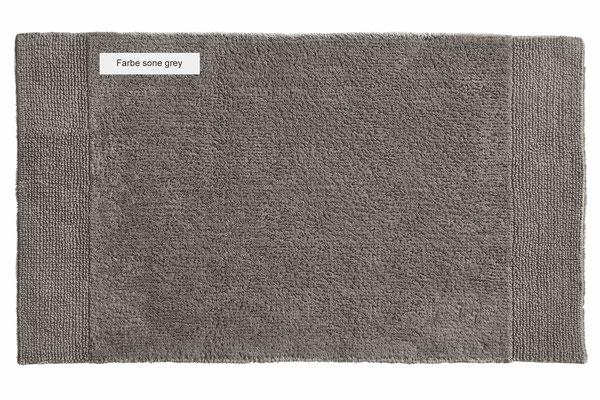 Duschvorleger DREAMTUFT von WESETA - stone grey