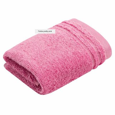 Duschtücher Calypso Feeling von Vossen - pretty pink