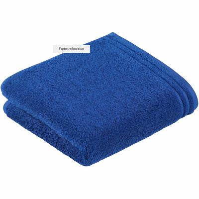 Handtuch Calypso Feeling von Vossen - reflex blue